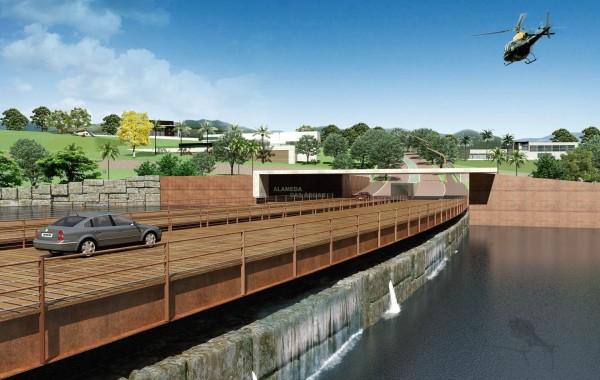 Projeto Condomínio Alameda das Águas